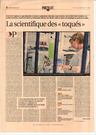 Le Journal du Palais n° 4405 - 04-10/08/2014
