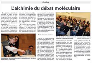 Vosges matin, 19/02/2011
