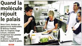 Le Bien Public, 10/05/2009