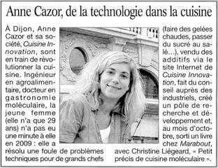 Le Bien Public - n° 1719 - 17/01/2010