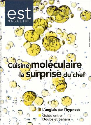 Est Magazine  n° 509 - 15/02/2009