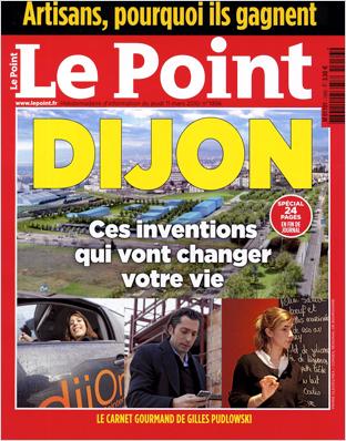 Le point n° 1956 - 11/03/2010