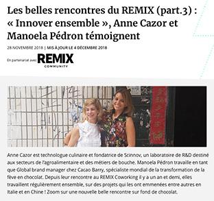 Les Echos solutions, 28/11/2018